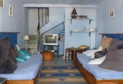 Tanger, Idéal investisseurs! petite maison traditionnelle, vue mer
