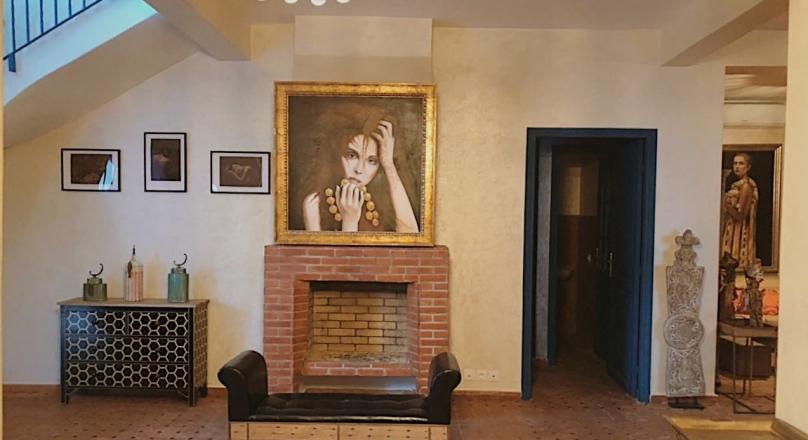Tanger, Californie, villa neuve, meublée, très belles prestations, 3 chambres, plus suite parentale, garage.