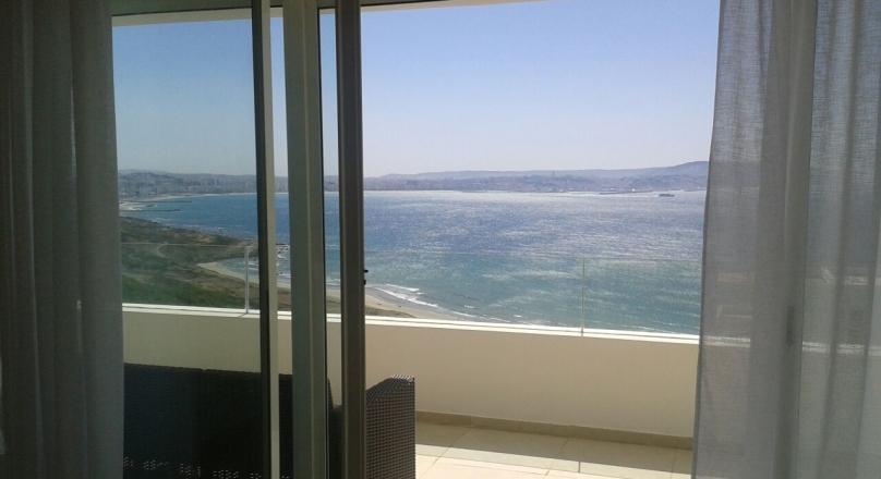 Appartement grand standing, vue exceptionelle sur la baie de Tanger.