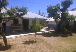 Dans un petit village privilégié, à 8 kilomètres d'Assilla, 3 petites maisons sur un terrain arboré de 580 m2