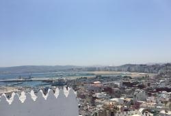 Coup de coeur! vue 360° haut de médina de Tanger.