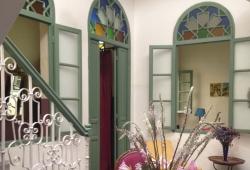 Au coeur de la médina de Tanger, riad, très belle rénovation.