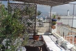à vendre,Tanger,Kasbah, charmante maison, lumineuse, entièrement rénovée. vue 360°